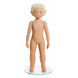 Flexible Kinderfigur Lori 12 - 13 Monate in versch. Farben